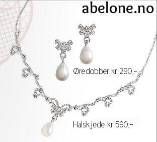 1b6495a5 Nyheter Ankommet - ABELONE.NO Brudesalong & Nettbutikk | TILBEHØR ...