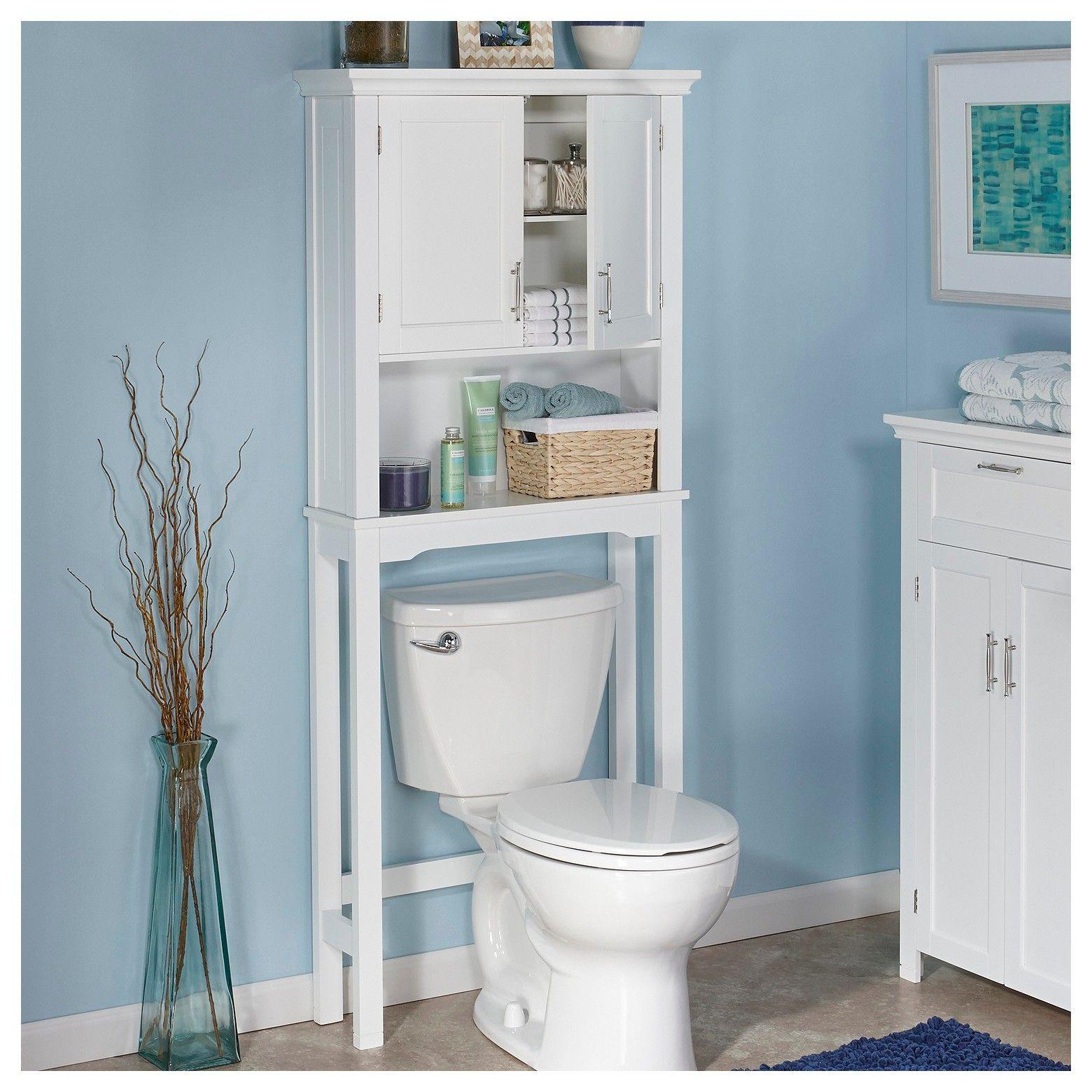 Tarket 113 Over The Toilet Cabinet Toilet Storage Storage Cabinet Shelves