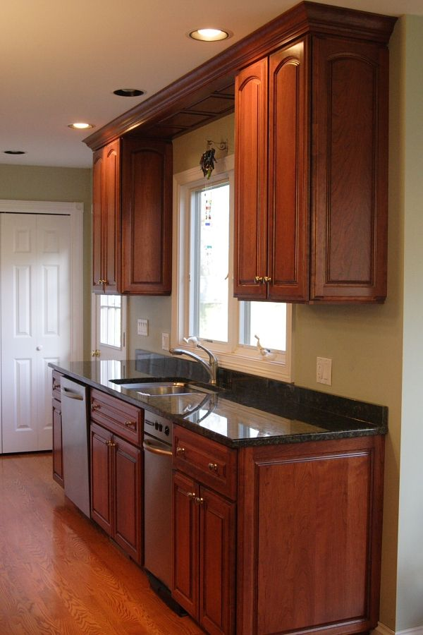 Best Custom Cherry Wood Kitchen My Cabinents In A Few Years 400 x 300