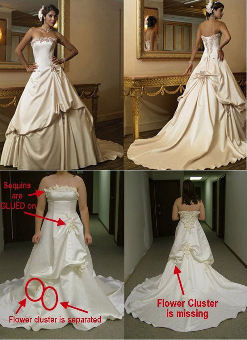 Fake Dress Prom Dress Fails Dresses Online Shopping Fails