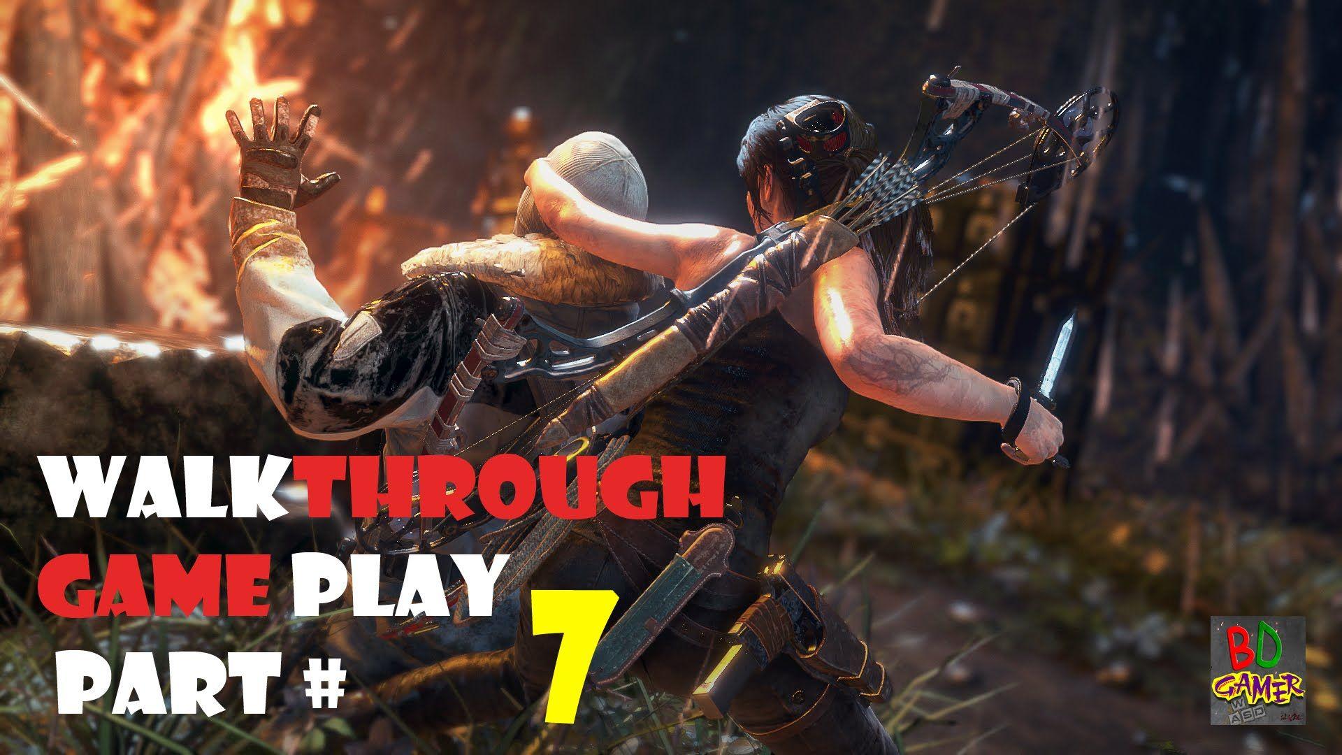 BD Gamer- Rise of the Tomb Raider Walkthrough Gameplay - Part 7