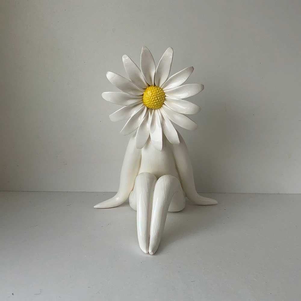 Flower Sculpture - Quirky handmade gifts to buy online