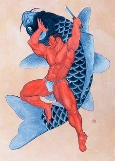 Gay japan muscle