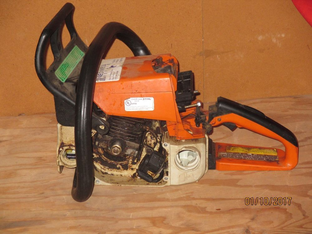 Stihl Ms250 311y Chain Saw Parts Only