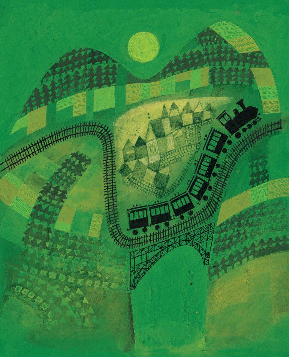 Illustration by Teresa Wilbik; Author: Alina i Jerzy Afansajerowie; Title: Czarodziejski młyn
