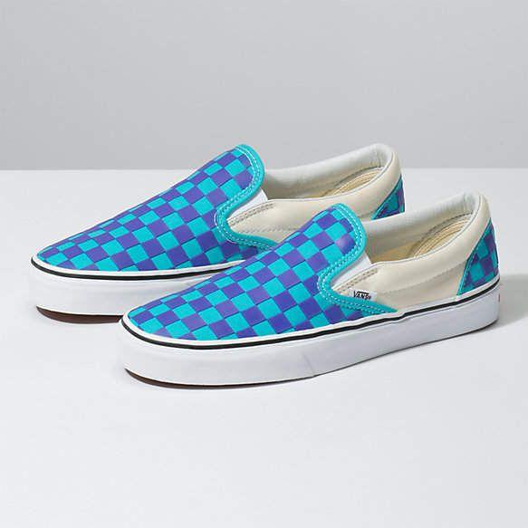 Thermochrome Checker Slip-On | Shop | Vans chaussures et ...