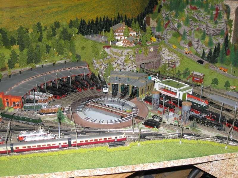 modelleisenbahn modellbau