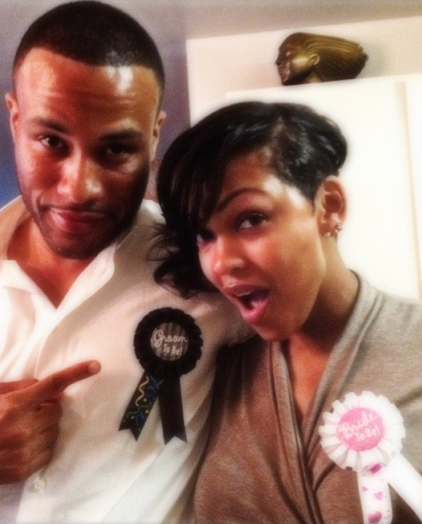 Meagan Good and her fiance' DeVon Franklin!!! | W E G O T ...