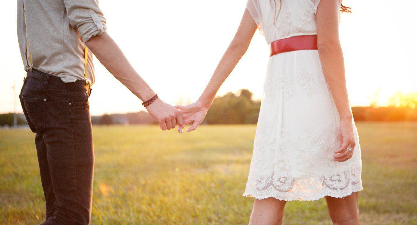 Amar é a palavra de ordem.