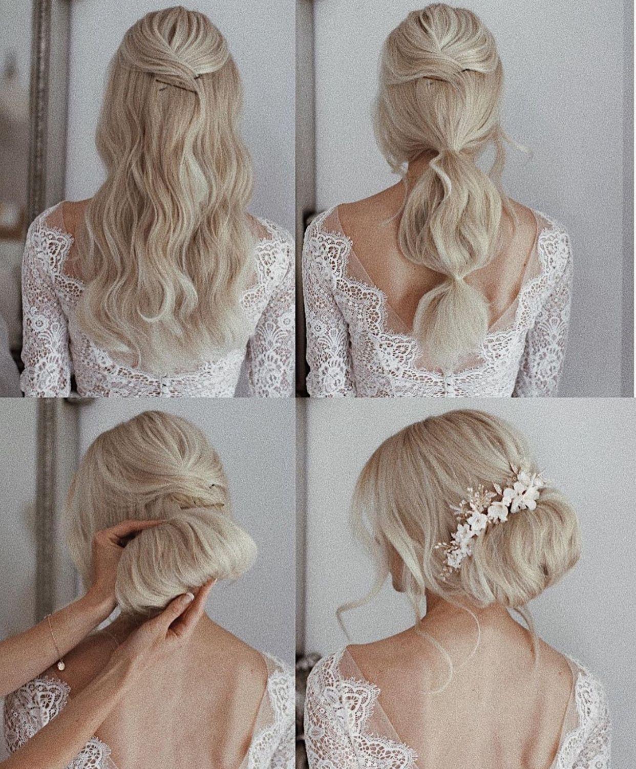 Diy Wedding Guest Hair: Wedding Hairstyles Tutorial, Diy