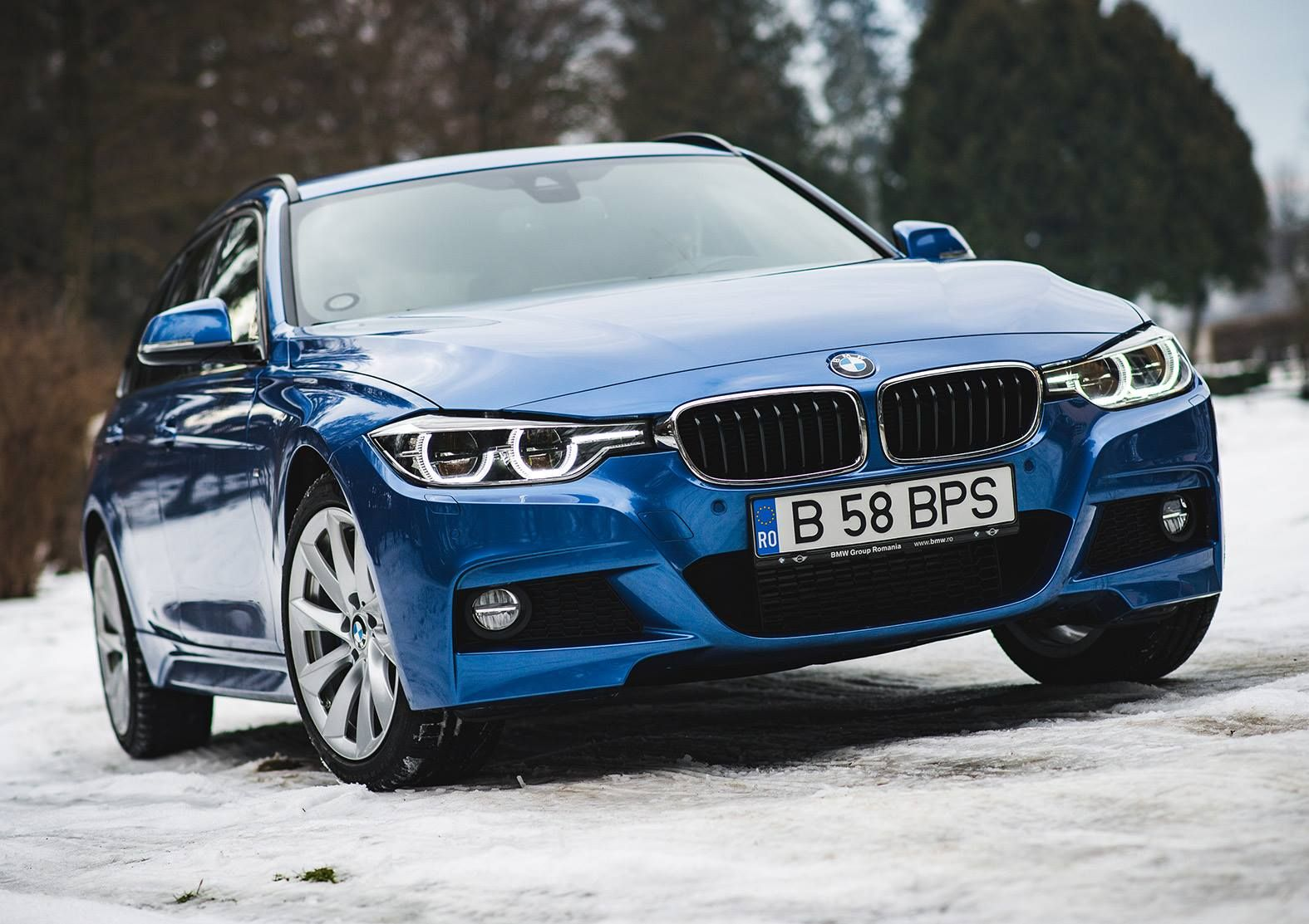 bmw f31 340i touring xdrive mpackage estoril blue winter snow bmw f31 3 series. Black Bedroom Furniture Sets. Home Design Ideas