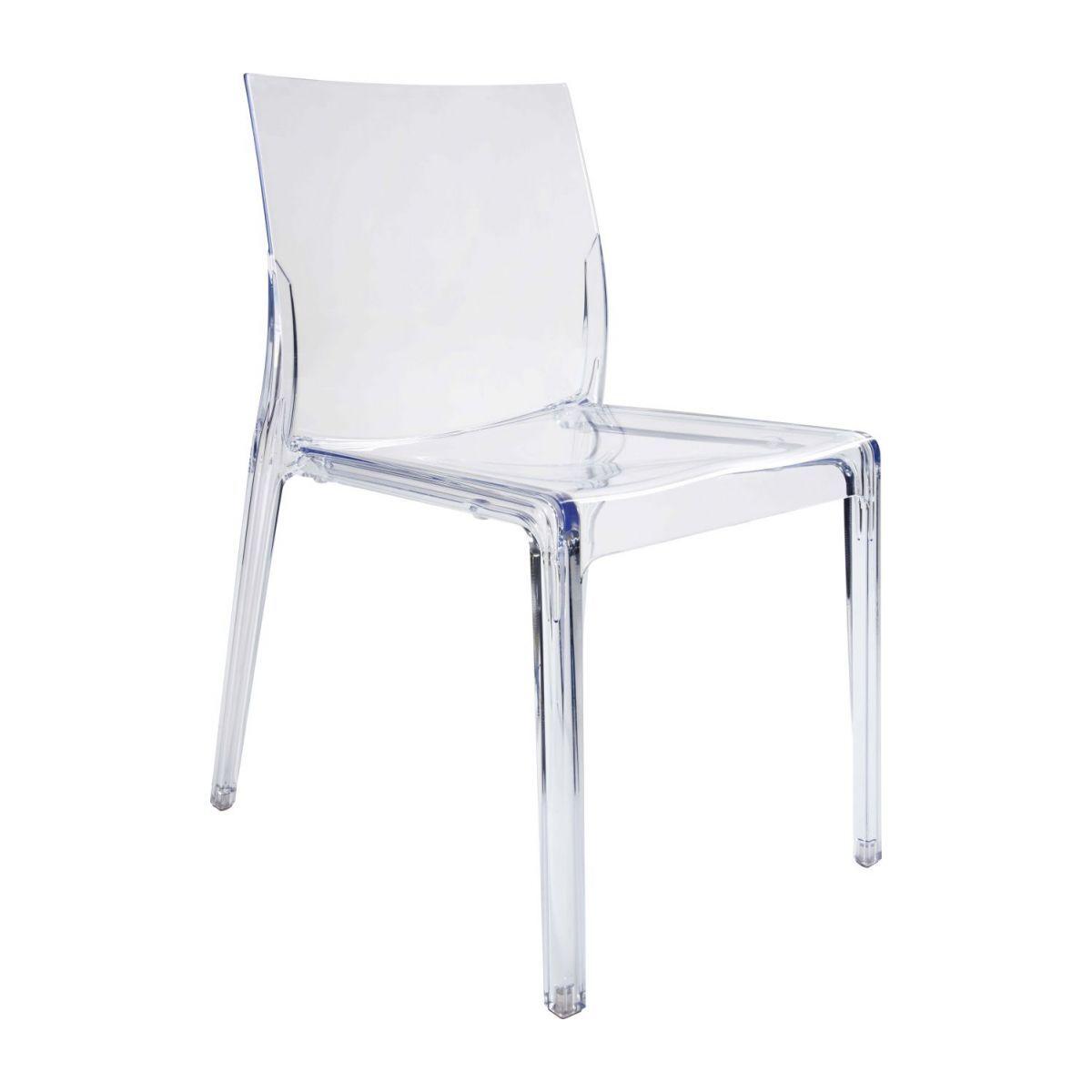 Mamamia Ii Chaise Transparente En Plastique En 2020 Chaise