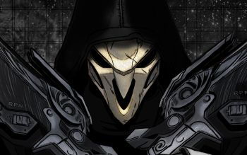 78 Reaper Overwatch Hd Wallpapers Backgrounds