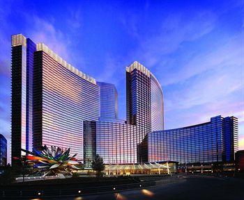 Aria hotel Las Vegas, Nevada