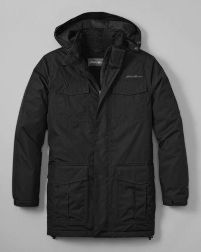 Men's Rainfoil® Fleece-lined Parka   Eddie Bauer