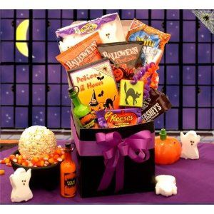 Halloween Gift Basket Ideas For Girlfriend Is Perfect With