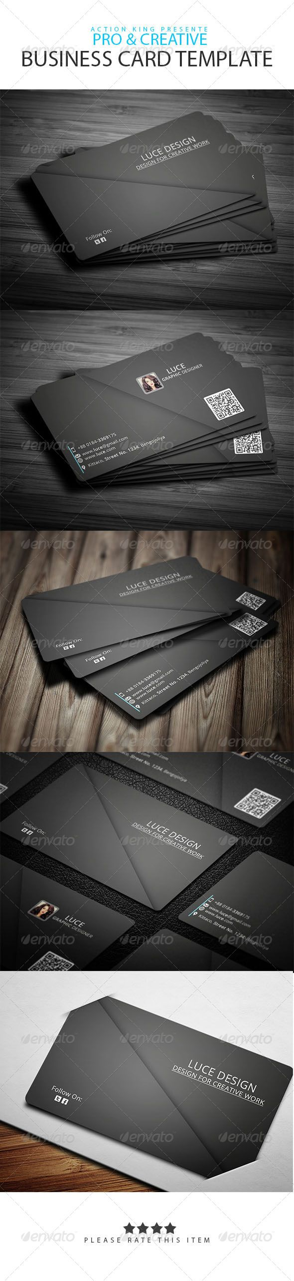 Pro creative business card template print psd templates buy and pro creative business card template print psd templates buy and download http reheart Gallery