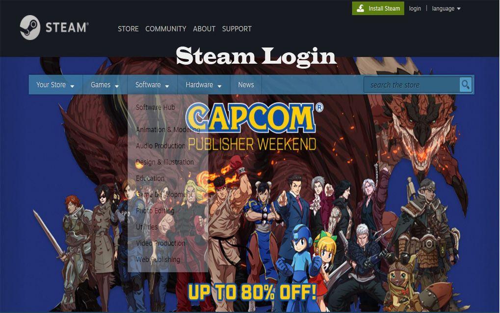 Steam Login Create Steam Account Steam Account Amp Password Recovery Makeover Arena Steam Login Steam Icon