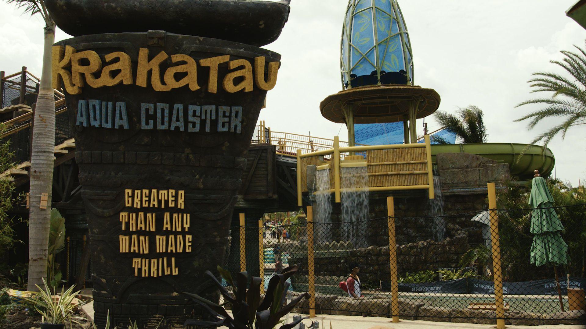 Krakatau Queue