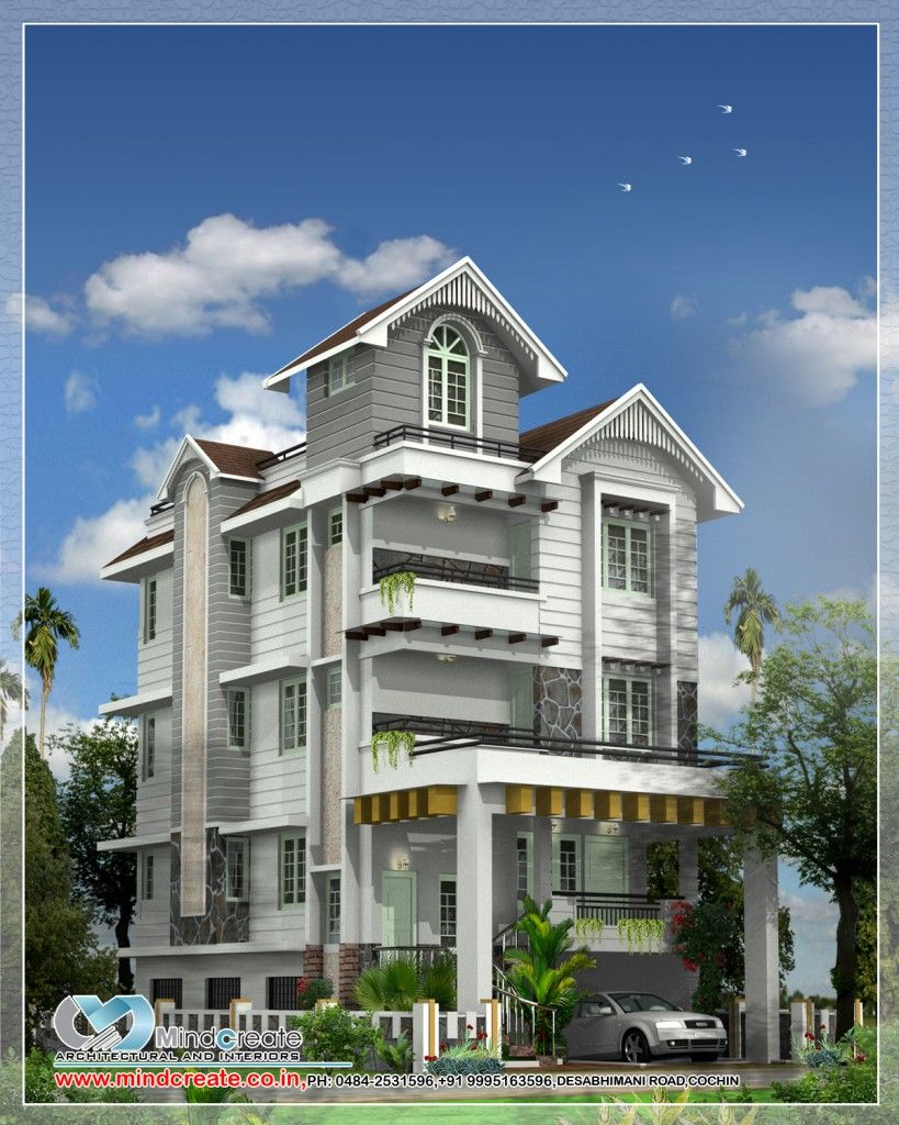 Blue jay model home