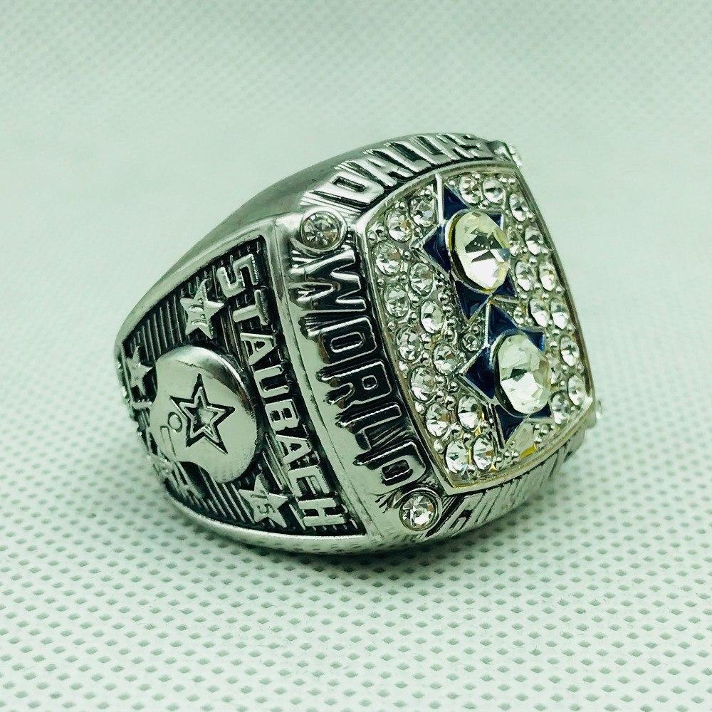 1977 Dallas Cowboys Championship Rings Color
