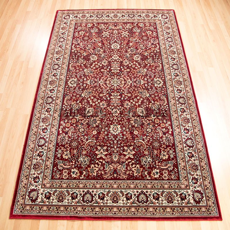 113r A Traditional Fl Wilton Rug In