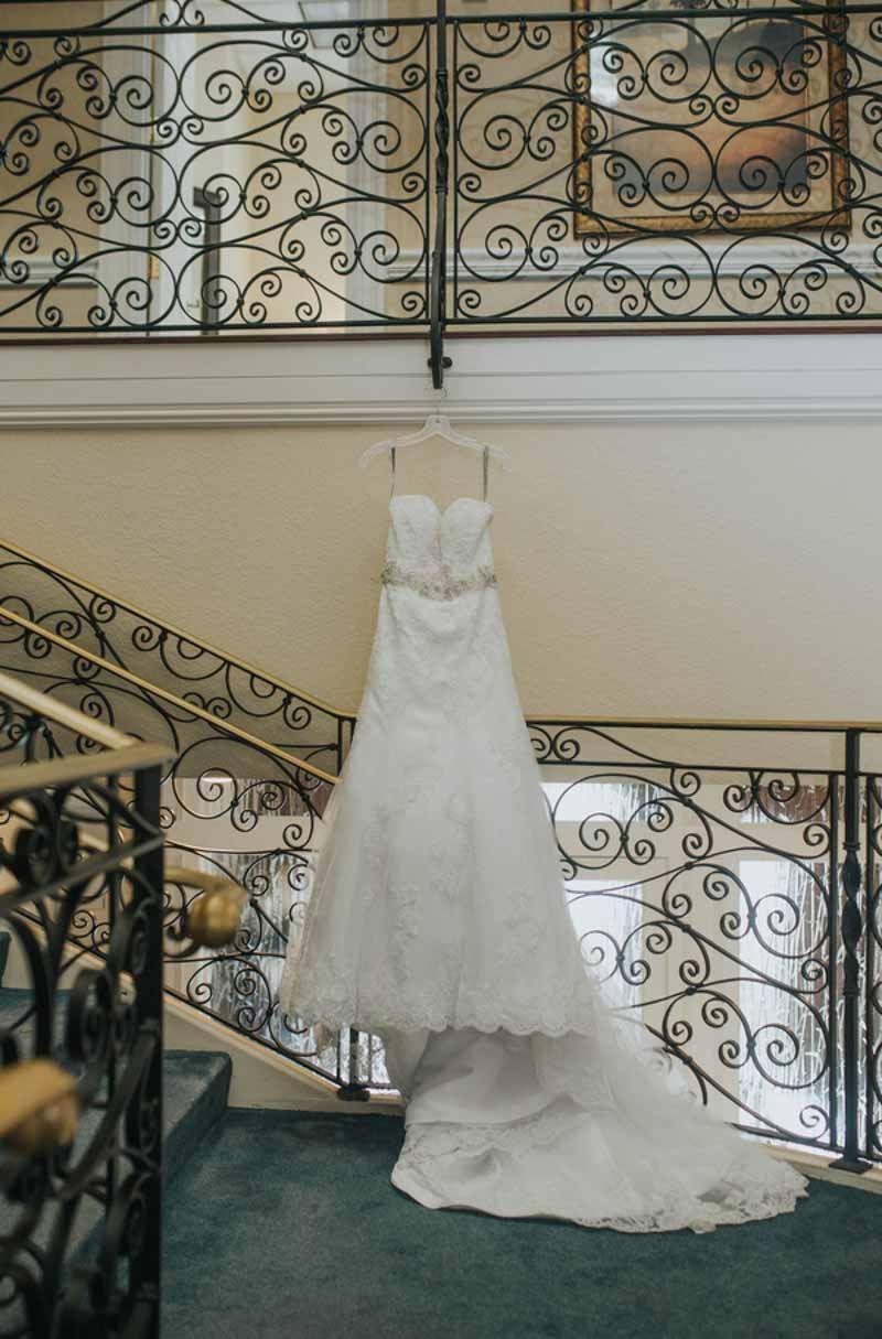 Blush And White Wedding At The Crystal Ballroom Wedding Wedding Dresses Bridal Boutique