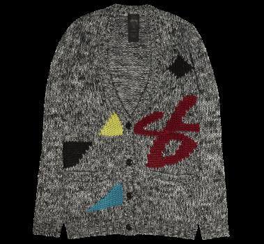 SS Tweed Sweater. $90