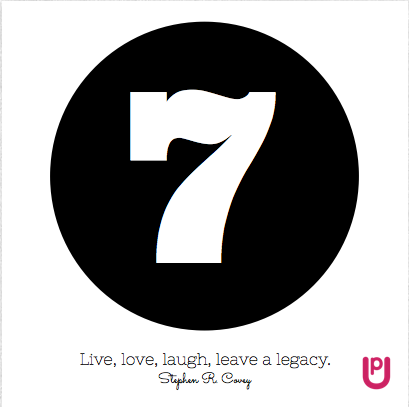 Live, laugh, love, leave a legacy   Stephen R. Covey   Monday Motivation   Up Coaching www.upcoaching.co.uk