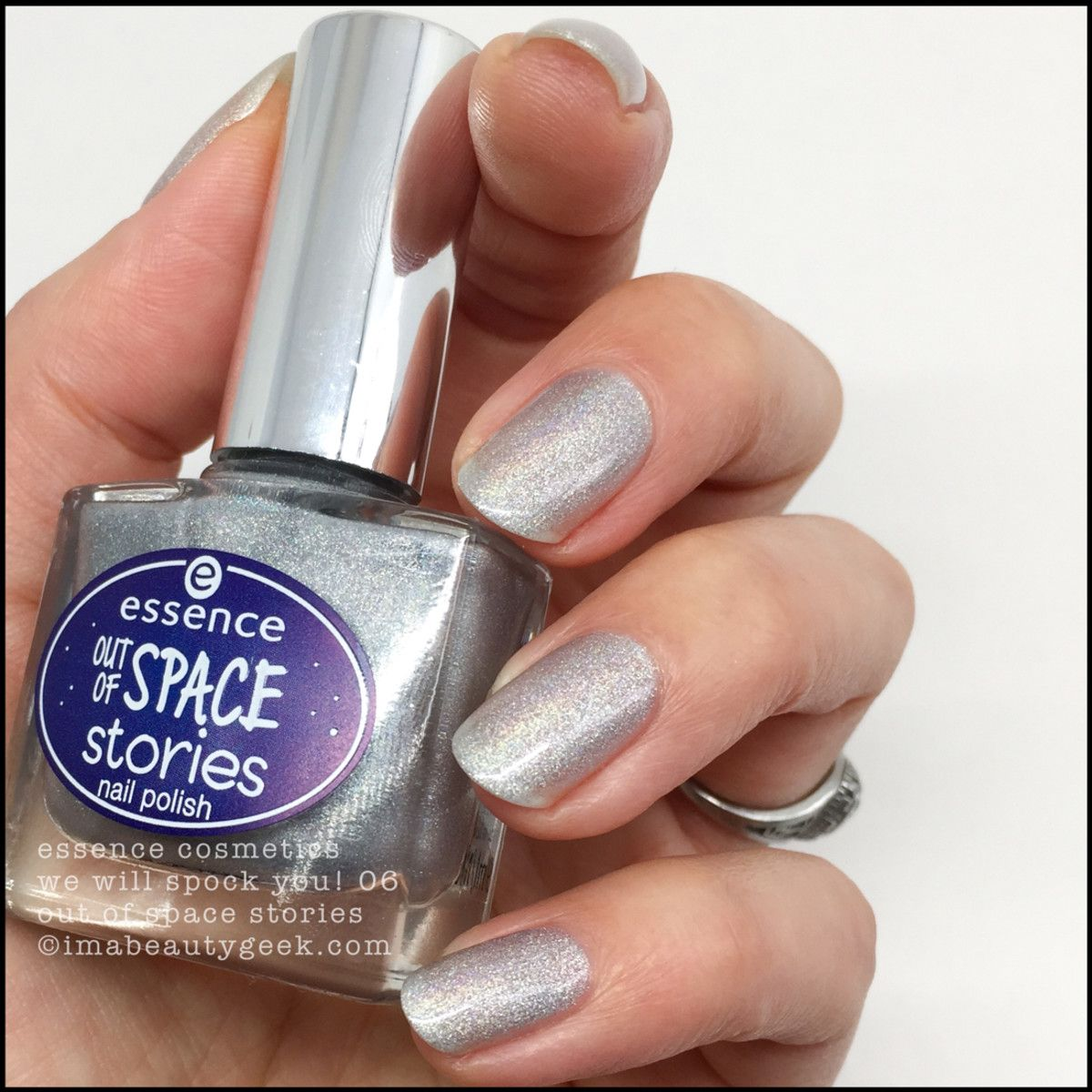 Essence Gel Nail Polish Space Queen: Essence Nail Polish Swatches