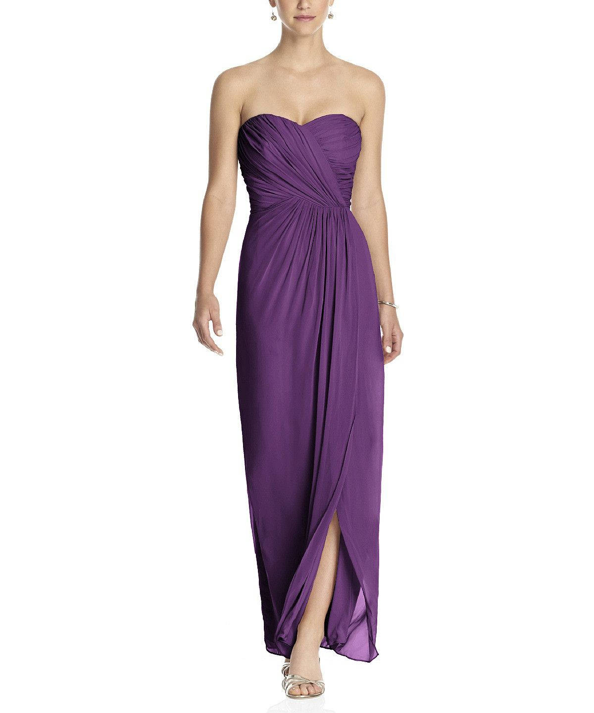 Dessy Collection Style 2882 | Bridesmaid dress styles, Alfred sung ...
