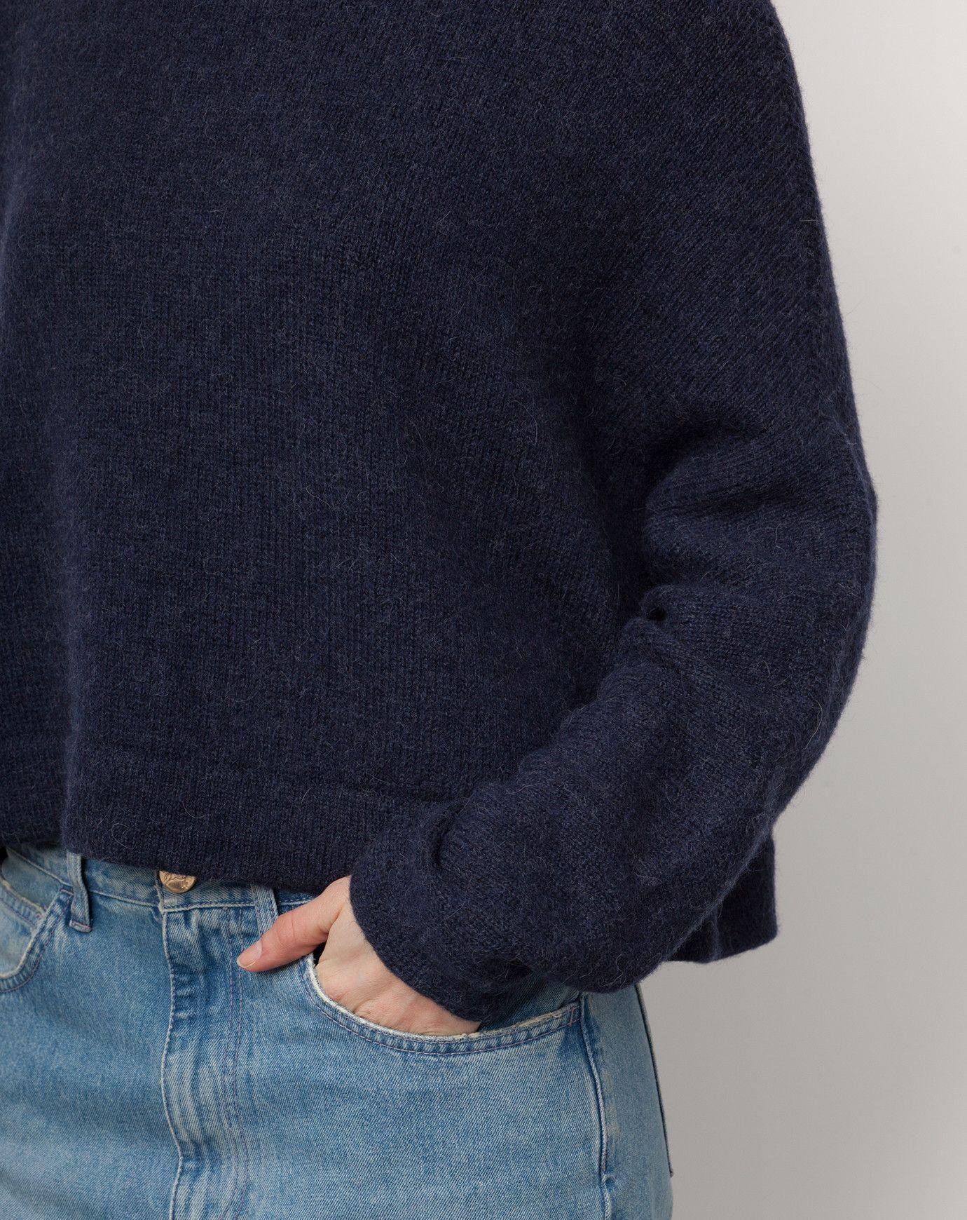 Lauren manoogian boatneck pullover in selvedge knits pinterest lauren manoogian boatneck pullover in selvedge bankloansurffo Images