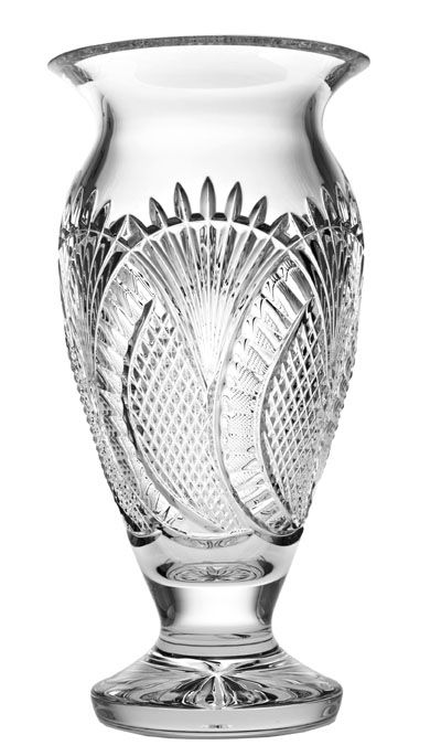 Waterford Seahorse Clannad Vase Crystal Clear Pinterest