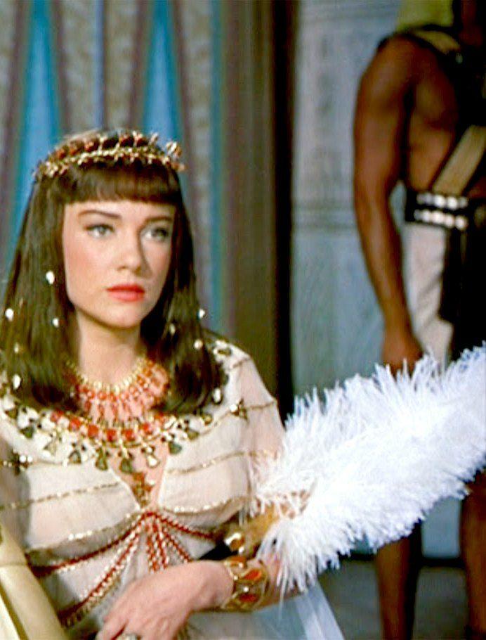 Anne Baxter ~ The Ten Commandments, 1956   ten ...