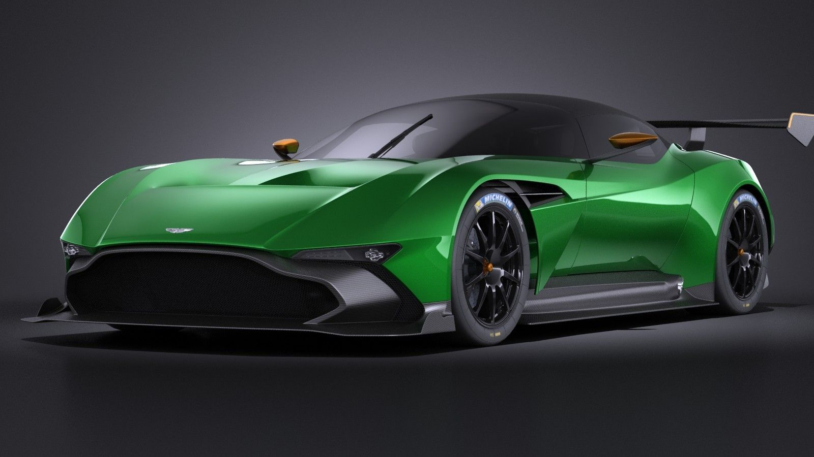 Aston Martin Vulcan 2016 Vray In 2020 Aston Martin Vulcan Aston Martin Vulcan