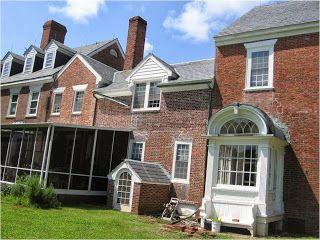 Broad Bay Manor John B Dey House At 1710 Va Beach