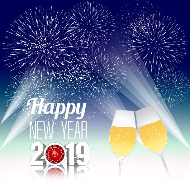 coolest new year 2019 background wallpaper image to wish anyone