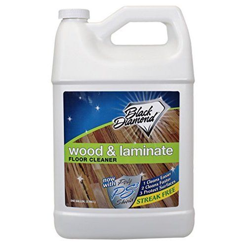 Black Diamond Wood And Laminate Floor Cleaner With Ps3 32 Oz