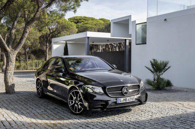 Mercedes Amg Lanca Novo E43 Com 400 Cv Audi Tt Rs E Flagrado Sem