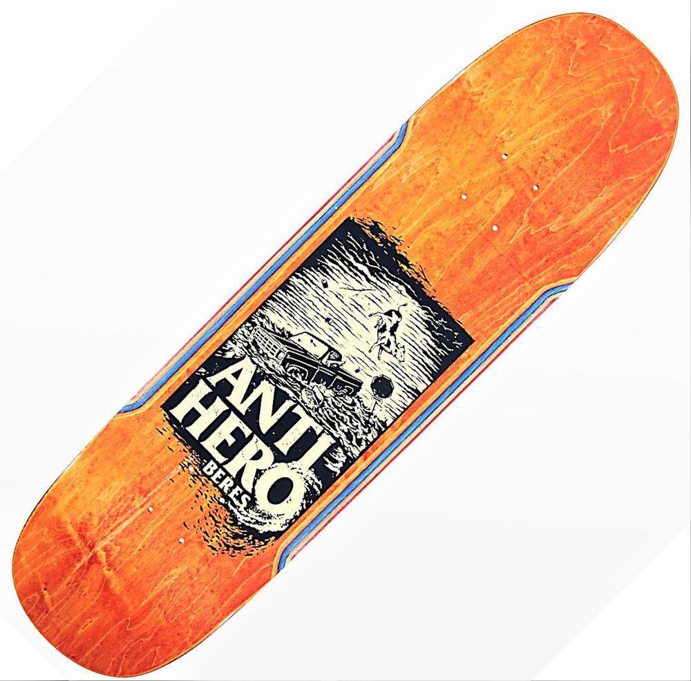 Anti Hero Hurricane Raney Beres Skateboard Deck 8 63 X 32 14 25 Wb Pool Antihero Deck Energy Drink Can Beverage Can