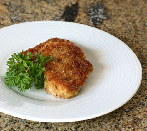Quick and Easy Bacon and Panko Crusted Pork Medallions