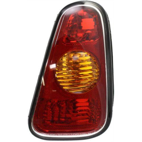 2002-2006 MINI Cooper Tail Lamp RH,Lens/Housing,Amber