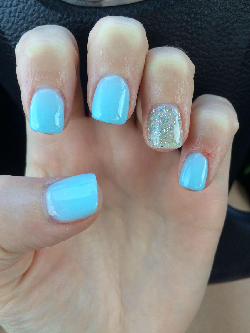 Accent nail color all over | Nails Ideas | Pinterest | Summer 2015 ...