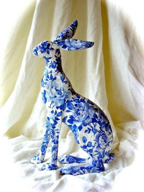40 DIY Paper Mache Ideas To Take On #paperprojects