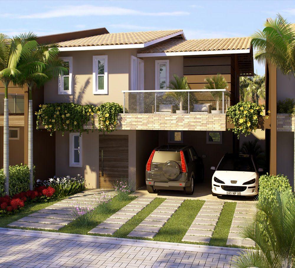 Fachadas de casas buscar con google proyectos que for Google casas modernas
