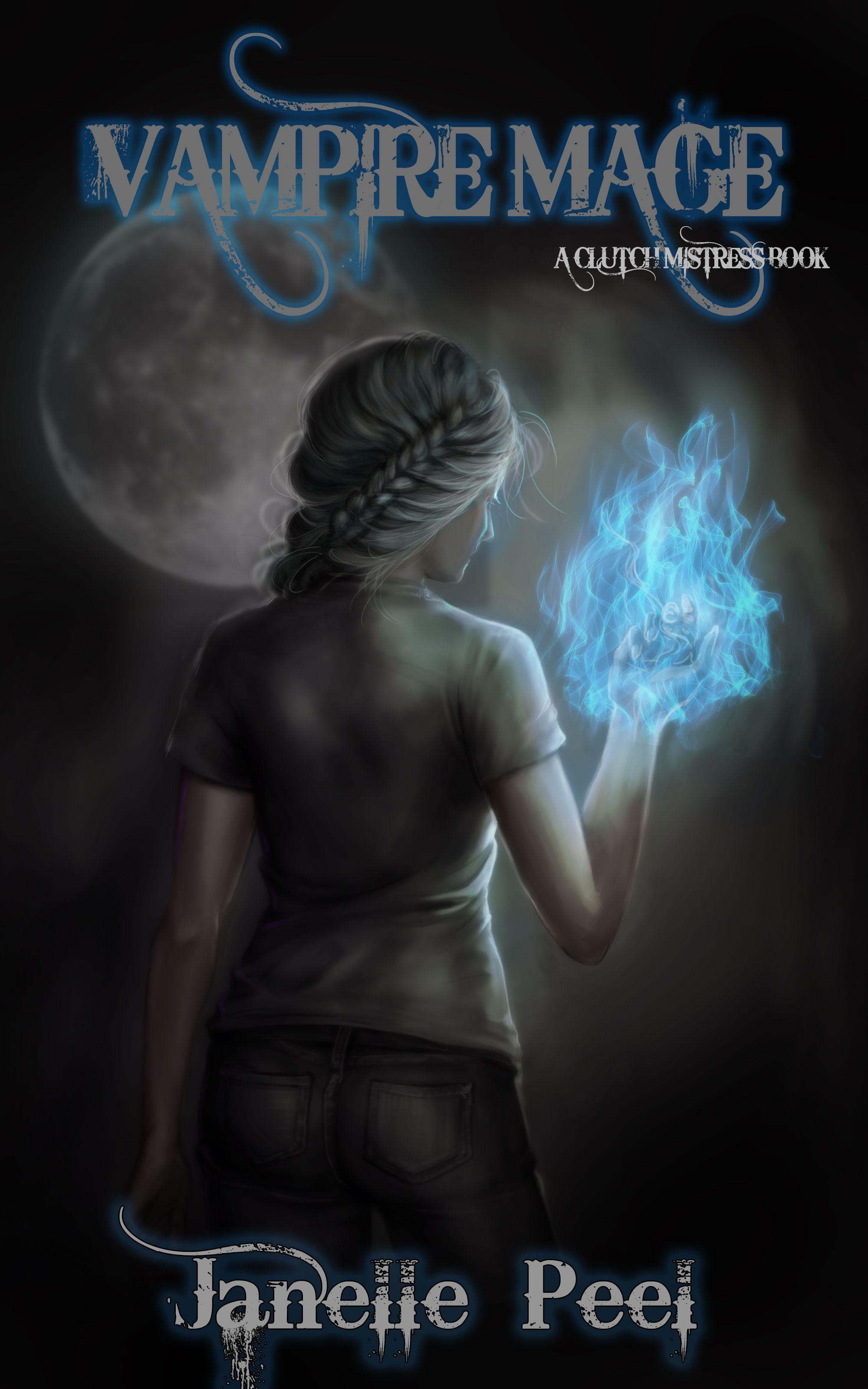 Paranormal romance spotlight vampire mage a clutch