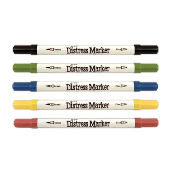 Distress Ink Marker Tim Holtz Black Soot
