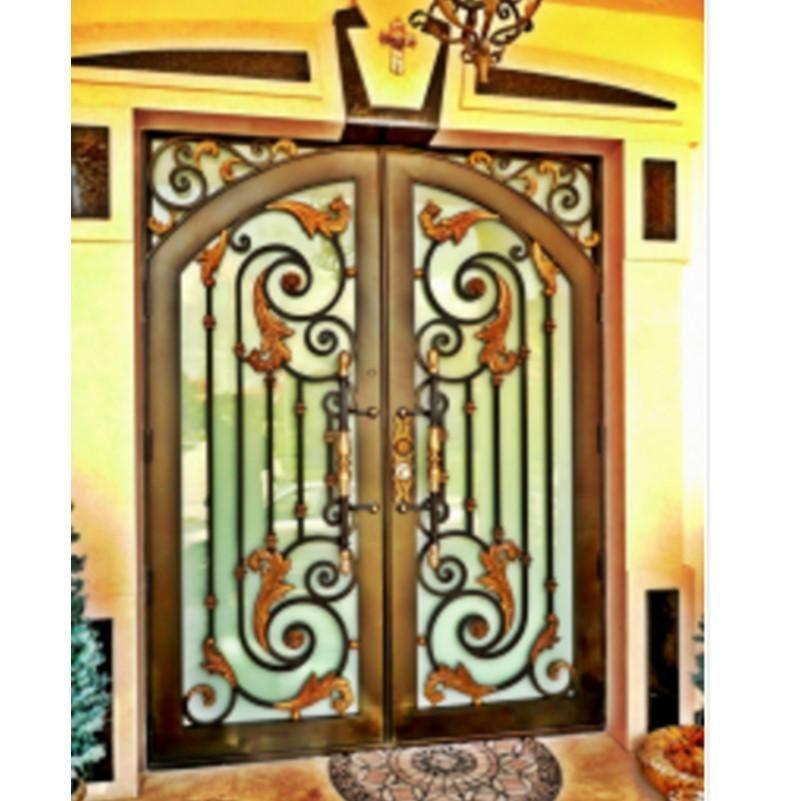 Expanded Metal Security Doors Metal Double Doors Exterior Hollow