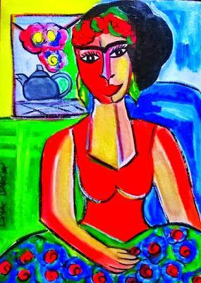 Dina Garcia: ESTILO FRIDA - 2015