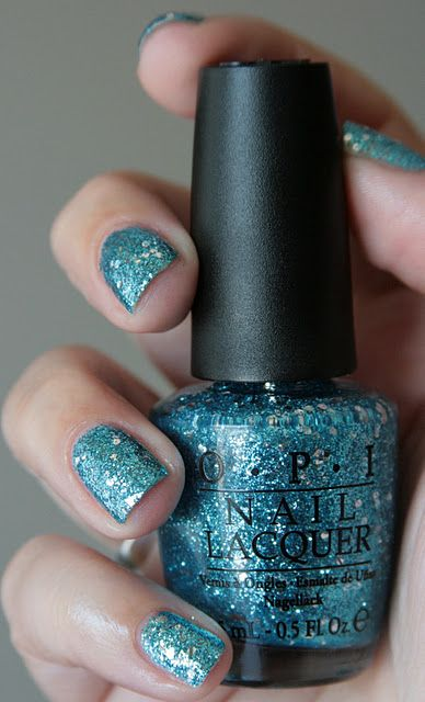 OPI: Muppets Collection: I picture this for New Years